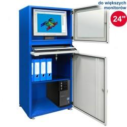 """Szafa na komputer 24"""""""