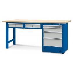 Stół warsztatowy 2100mm,2...