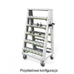 Wózek do opraw CNC, typ A