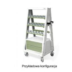 Wózek do opraw CNC z...