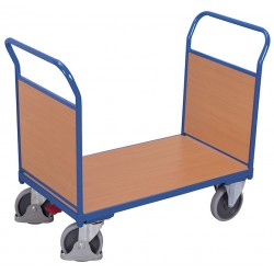 Wózek 2 burty z...