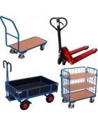 Wózek transportowy. Sprawdź ofertę z cenami.